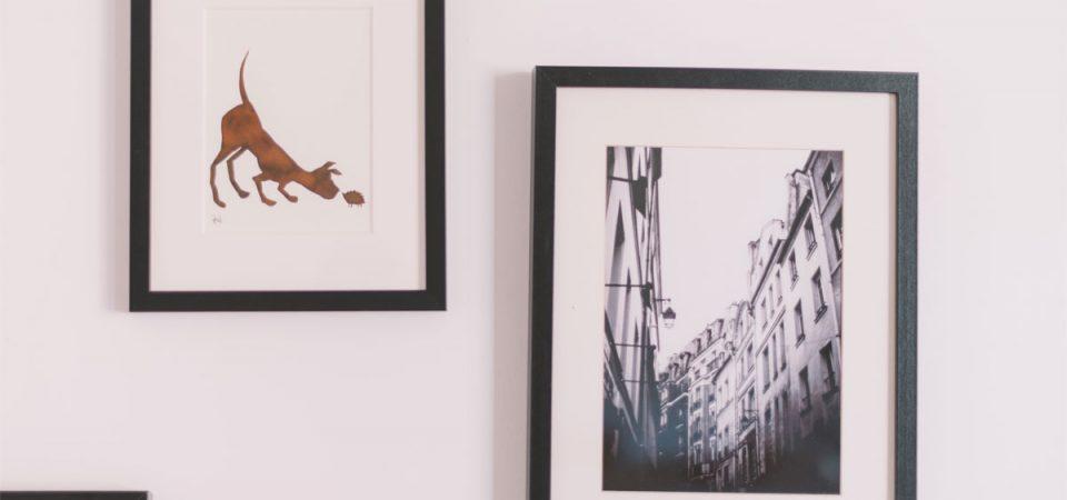 Die 5 schönsten Bilder für deine Wohnung