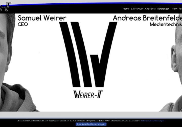 Weirer IT KG